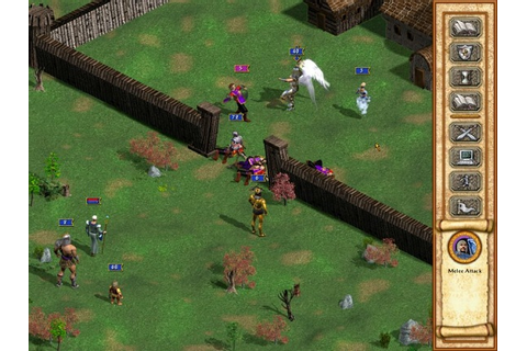 Heroes of Might and Magic 4 Complete-GOG | Ova Games