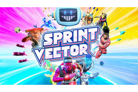 Sprint Vector » FREE DOWNLOAD | CRACKED-GAMES.ORG