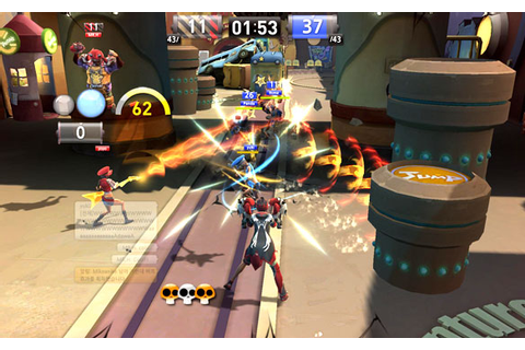 Brawl Busters Review and Download