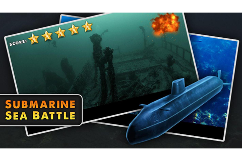Submarine Sea Battle APK Download - Free Action GAME for ...