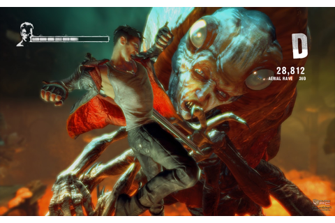 Game Review: DMC: Devil May Cry (Xbox 360) - Games ...