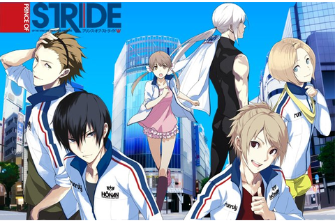 Prince of Stride Alternative en vostfr - mangas animes vf ...