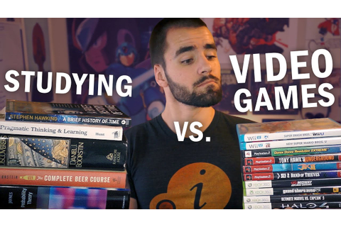 How to Balance Video Games and Studying - College Info ...