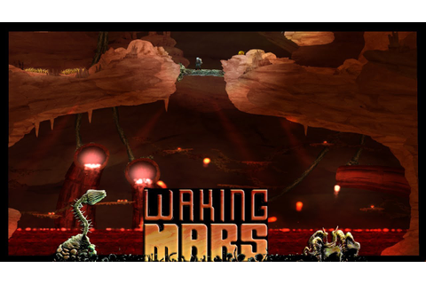 Quick Look at Waking Mars -Adventure/Exploration Game for ...