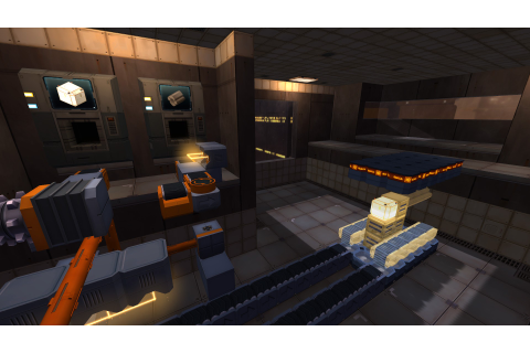 Infinifactory Sandbox Puzzle Arrives on Steam for Linux