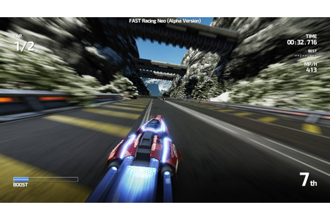 Finding Top Speed in FAST Racing NEO - Feature - Nintendo Life