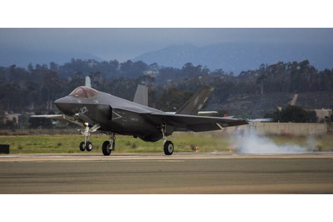 First Marine F-35C Squadron Ready for Aircraft Carrier Combat