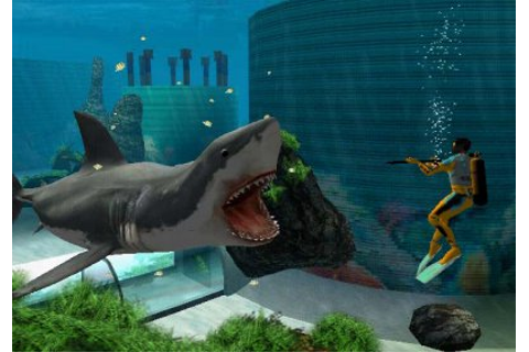 Jaws Unleashed - Games do ano!: Jaws Unleashed