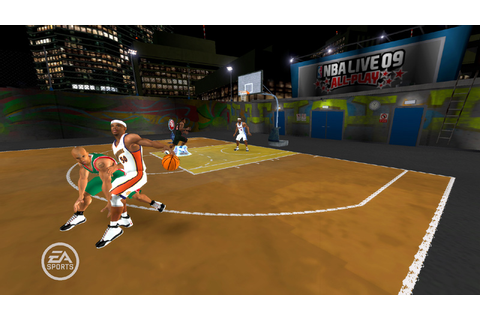Amazon.com: NBA Live 09 All-Play - Nintendo Wii: Artist ...