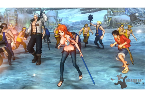 ONE PIECE: PIRATE WARRIORS 2 FREE GAME: One Piece: Pirate ...