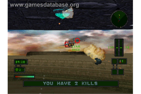 Independence Day - Sony Playstation - Games Database