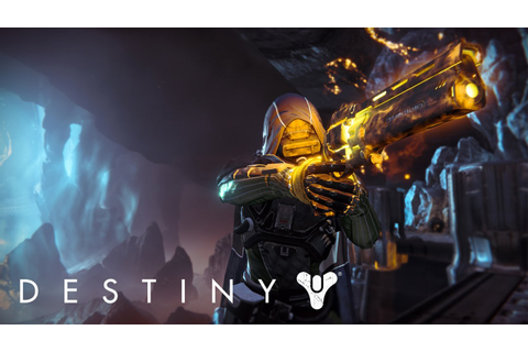 Official Destiny Gameplay Trailer: The Moon - YouTube