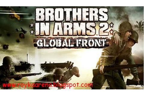 ~ r k a ~: Brothers In Arms 2: Global Front [HD]