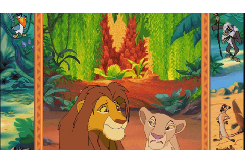 The Lion King: Disney's Animated Storybook - Part 8 - Read ...