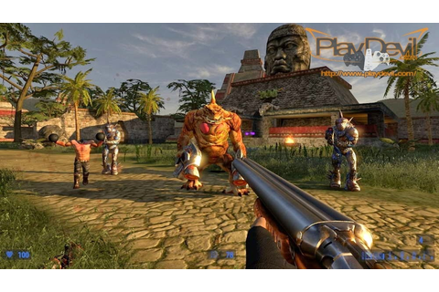 Serious Sam 2 The Second Encounter 2 Game | Free Download ...