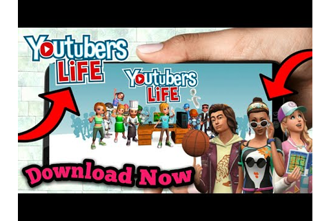 (Only for YouTubers 😎)How to download YouTubers Life😱 game ...