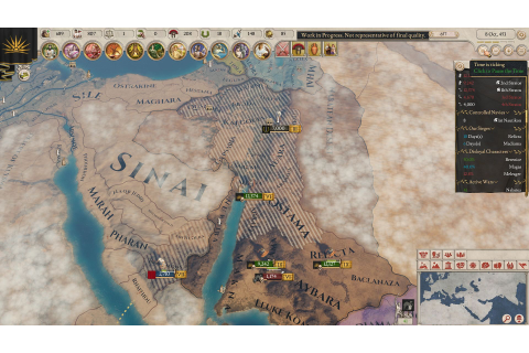Imperator: Rome plays like a bloody setlist of Paradox's ...