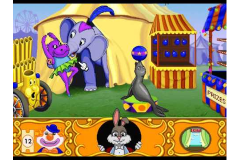 Reader Rabbit's Math 1 Longplay - YouTube