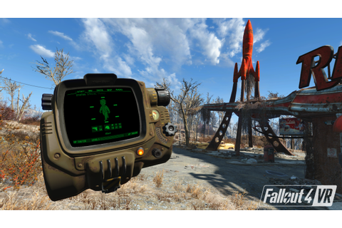 Fallout 4 VR Release Date Announced, New Trailer Released
