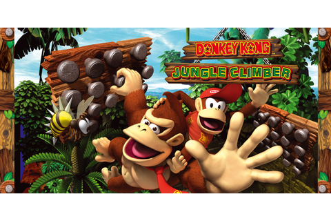 Donkey Kong: Jungle Climber | Nintendo DS | Games | Nintendo