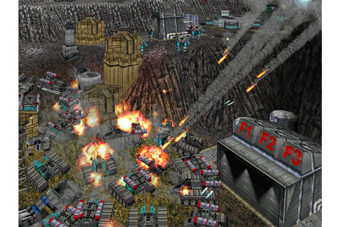 Download Warzone 2100 v3.1 RC 3 - Free Open Source ...