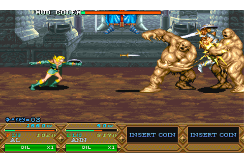 Dungeons & Dragons: Tower of Doom Screenshots for Arcade ...