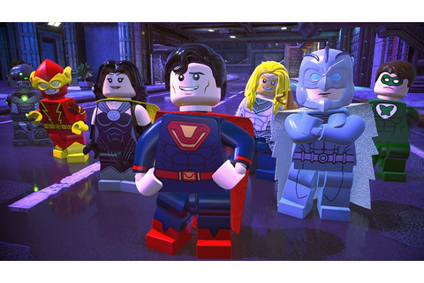 Join Forces with the Bad Guys in LEGO DC Super-Villains