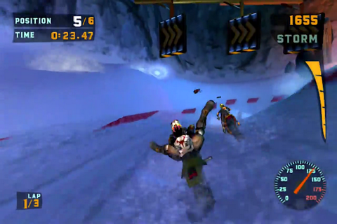 Sled Storm 2 Download Game | GameFabrique