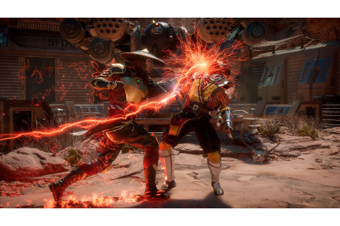 Mortal Kombat 11 Game | PS4 - PlayStation