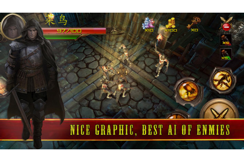 Dungeon Heroes for Android - APK Download