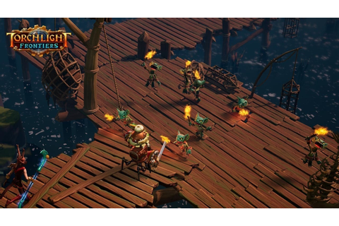 Torchlight Frontiers – Debut gameplay trailer revealed at ...