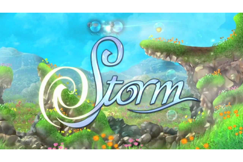 Storm Puzzle Game HD video game trailer - X360 PS3 PC ...