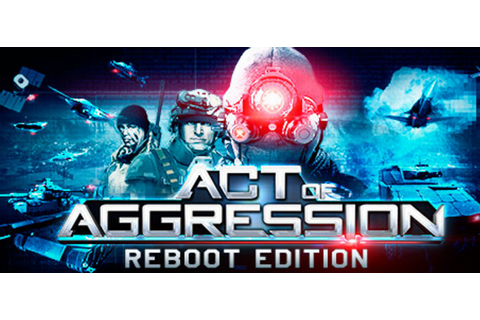ACT OF AGGRESSION REBOOT EDITION | PC game | 3 DVD ...