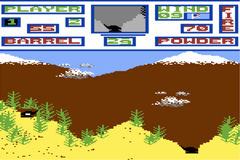 Download Artillery Duel (ColecoVision) - My Abandonware