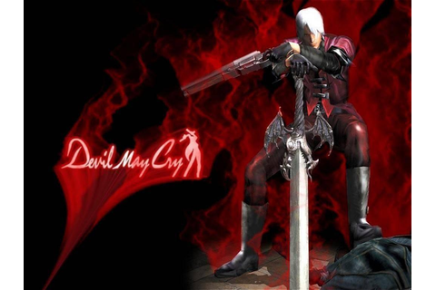 PS VITA GAMES: Devil May Cry Game Wallpaper