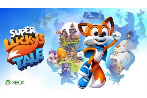 Anunciado 'Super Lucky´s Tale' para Xbox y PC - GaminGuardian