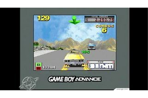 Crazy Taxi: Catch a Ride - Game Boy Advance - IGN