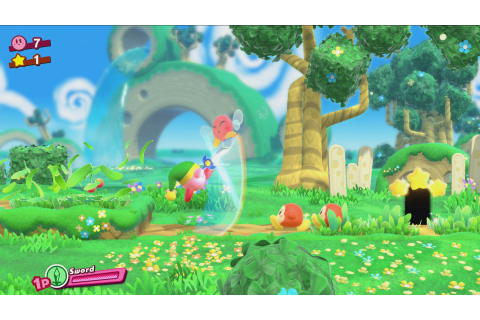 Kirby Star Allies (Nintendo Switch) News, Reviews, Trailer ...