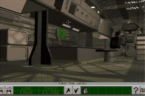 Download Alien Virus - My Abandonware