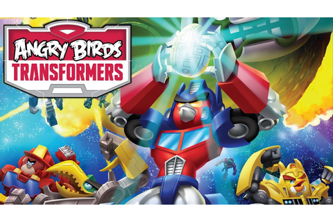 NEW Angry Birds Go! Transformers - Official Reveal - YouTube