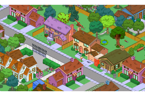 Recreating An Accurate Springfield in 'The Simpsons ...
