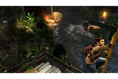 Uncharted: Golden Abyss (PS Vita / PlayStation Vita) News ...