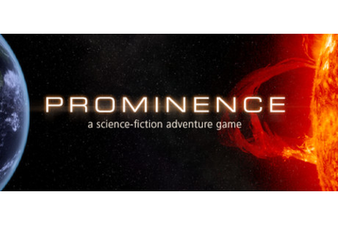 Prominence (2015 video game) - Wikipedia