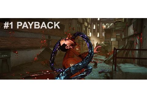 Payback - p. 1 | Walkthrough - The Darkness II Game Guide ...