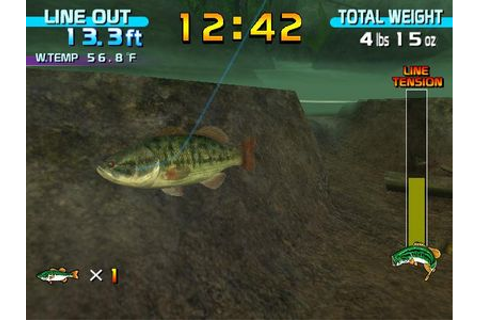 Neko Random: Sega Bass Fishing (Xbox Live Arcade) Review