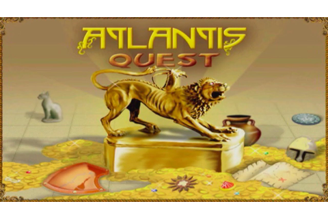 Atlantis Quest Free Download - Ocean Of Games