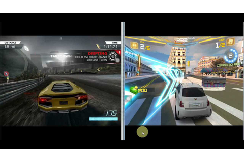Top Car Racing game for iPhone and IPAD - YouTube