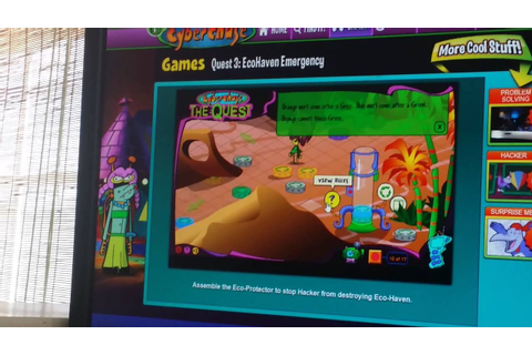 Pbskids Org Cyberchase The Quest | Kids Matttroy