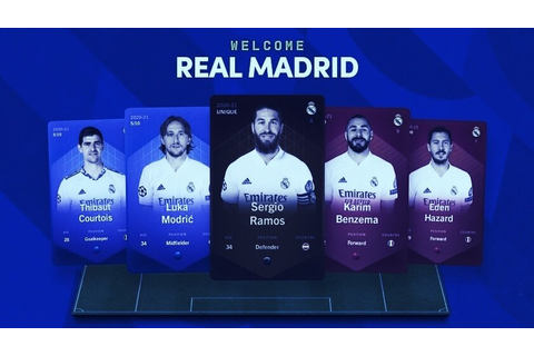 Football Club Real Madrid Joins Sorare's NFT Roster - Decrypt