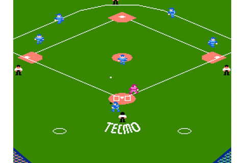 Tecmo Baseball Download Game | GameFabrique